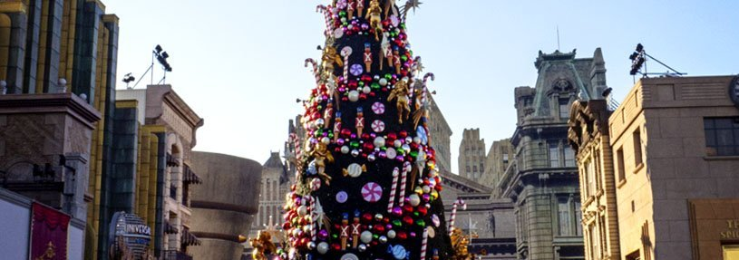 Christmas in Universal Studios Japan