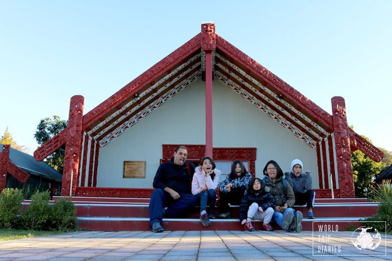 in Rotorua