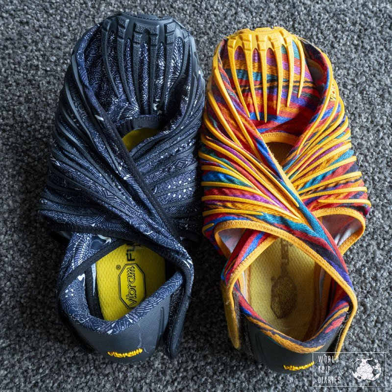 If you're looking for comfortable, breathable, lightweight shoes, then the Vibram Furoshiki are your shoes. They're all that and more! Click to see it!