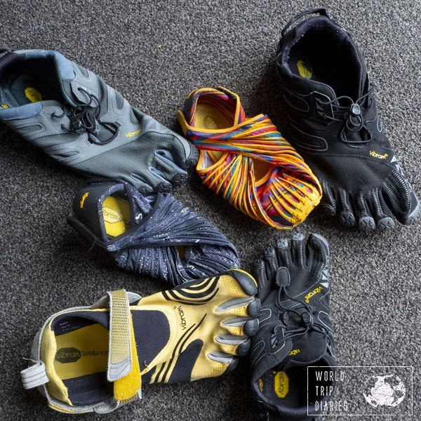 There are many styles of Vibram barefoot shoes to choose from. Click here and find one suitable for your needs!