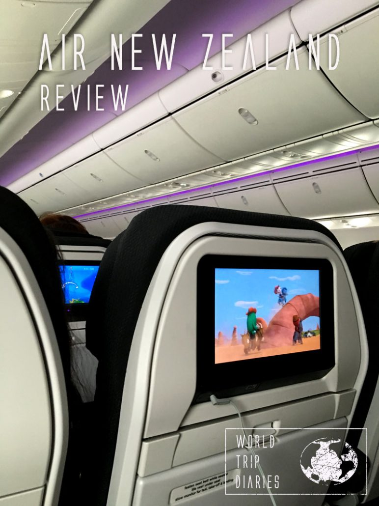 As kiwis, we've flown AirNZ a few times. The longest, from Auckland to Tokyo, has a review here!