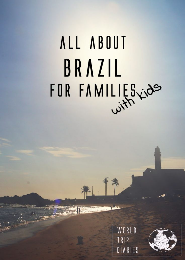 Brazil is a fascinating country, so diverse, huge, happy! We've gathered all we have about it here!