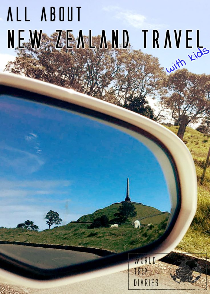 Traveling around NZ is a dream most traveler have. I can relate to that. We did it and we're sharing everything we know about NZ travel with kids here!