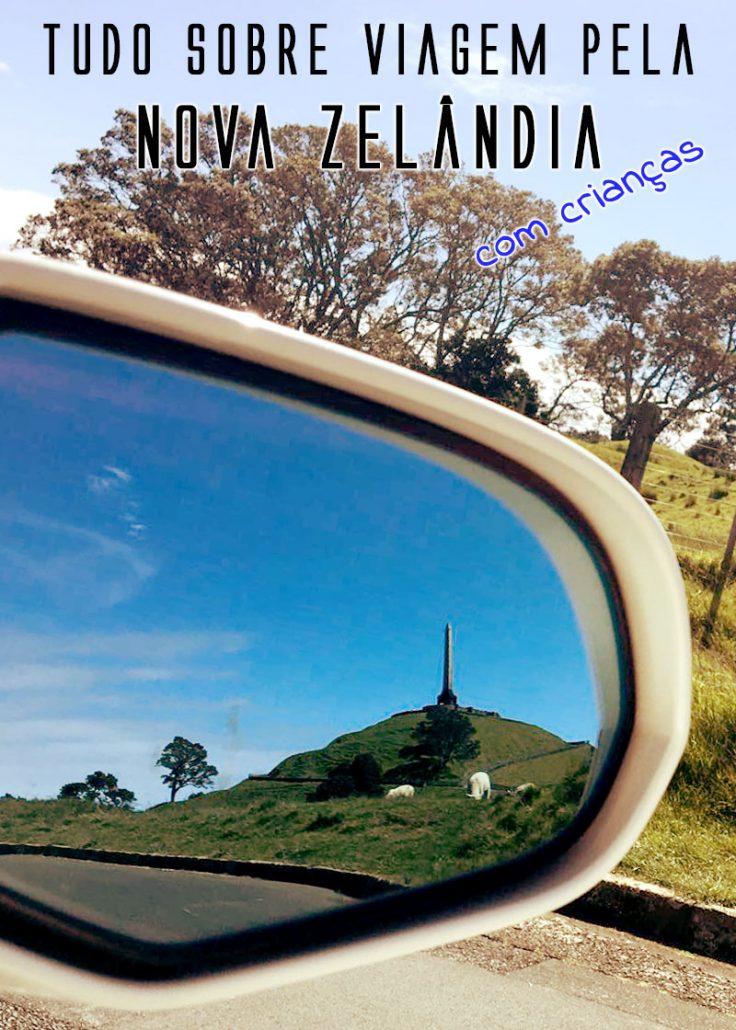 Viajar pela Nova Zelândia é o sonho de muitos. É, mesmo, maravilhoso! Perfeito para famílias com crianças! Saiba mais!