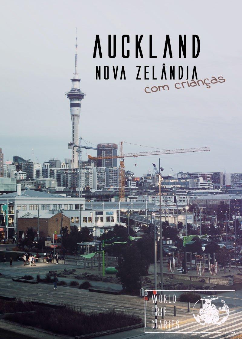 Auckland é a maior cidade da Nova Zelândia - a porta de entrada do país. Clique e  saiba o que fazer por lá!