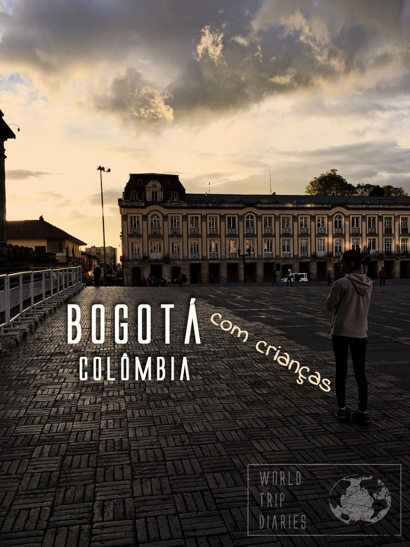 Bogotá, Colômbia, é um destino maravilhoso para se viajar com crianças! Veja mais no site!