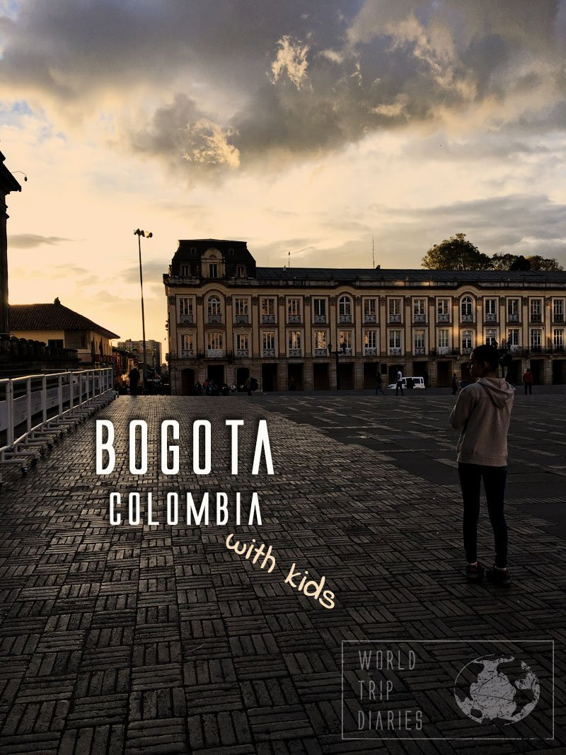 Bogota, the capital of Colombia, is one amazing place for everyone in the family! Even the kids loved it! Read more by clicking!