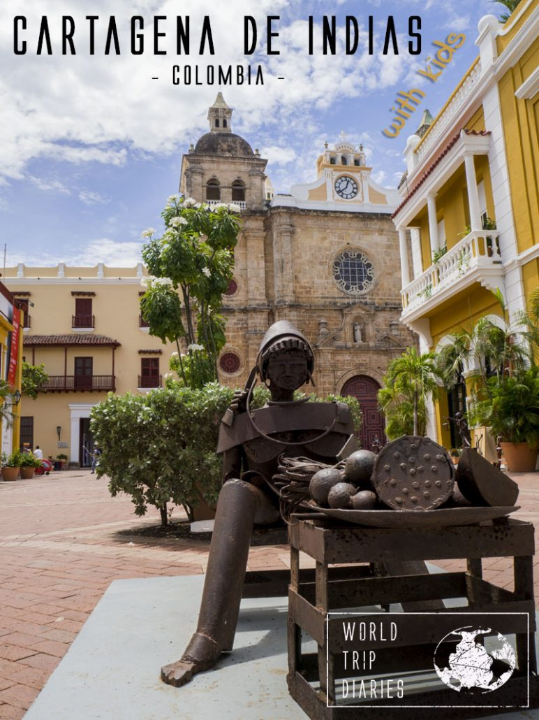 2426d8827cb Cartagena, in Colombia, is one incredible destination: hot, sunny, beachy,