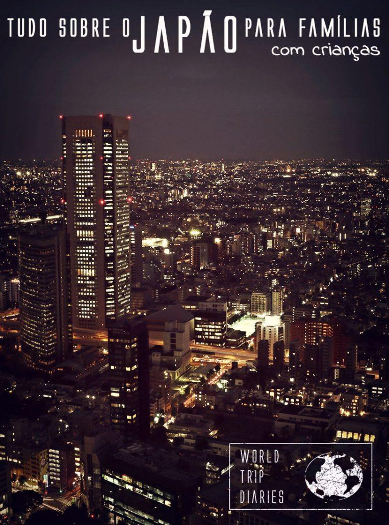 O Japão é um país incrível, com tudo o que um país pode oferecer. Se você está planejando uma viagem para lá, comece aqui!