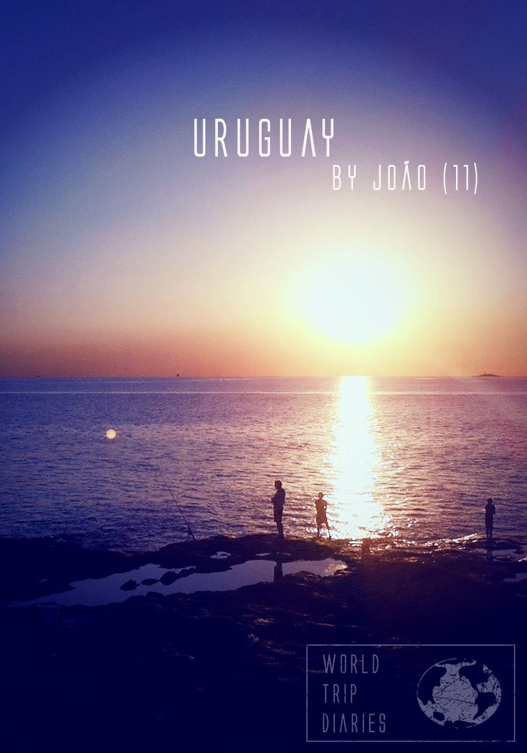 João, an 11 year-old, talks about his visit to Uruguay.
