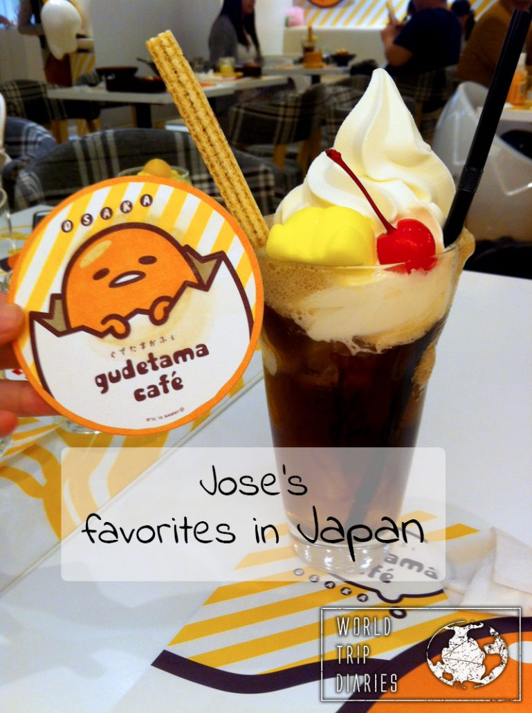 A 9-year-old tells his favorite things from his trip to Japan.