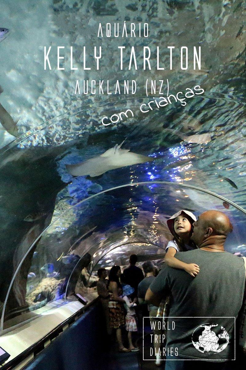 O aquário de Kelly Tarlton (Auckland, NZ) é pequeno, mas oferece muito. Visitamos com as crianças. Clique para saber como foi!