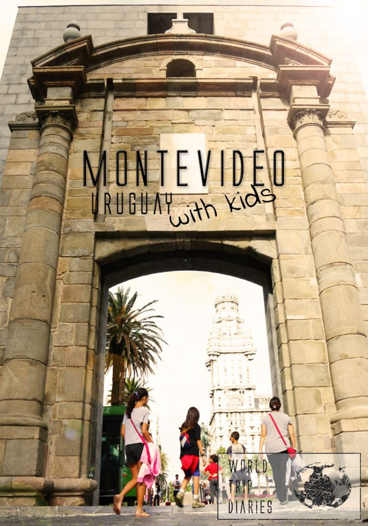 Find all the best things to do in Montevideo for families with kids! Uruguay is one of the most incredible South American countries and it's very worth a visit! #uruguay #montevideo #travelwithkids #familytravel #southamerica #worldtripdiaries
