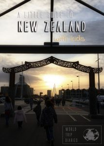 New Zealand is an incredible country to travel around - perfect for families!