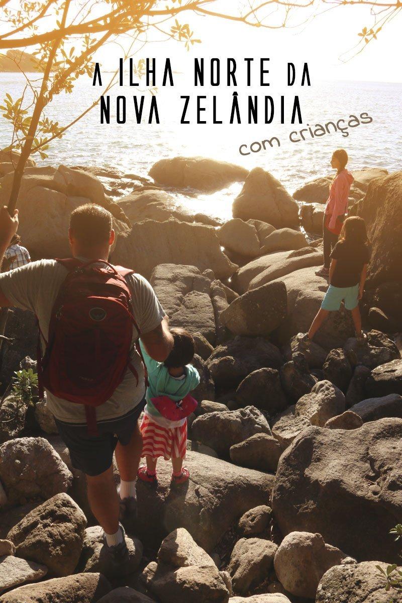 Viajar pela Ilha Norte da Nova Zelândia é uma experiência incrível para famílias, casais e viajantes solo. Clique para saber mais!