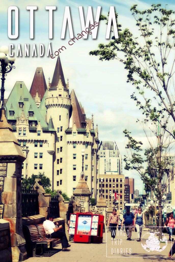 Ottawa, a capital do Canadá, é uma cidade linda que vale a pena visitar! Fomos em família. Clique para ler o que tem por lá!