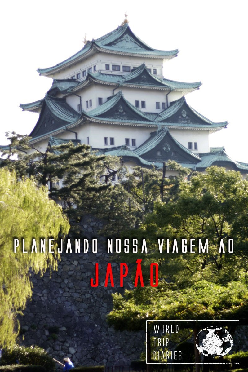 Veja aqui os detalhes dos planos que a gente tem para o Japão! Viajar para o Japão é sempre trabalhoso e requer muito planejamento. Não é barato, e muito menos com crianças!