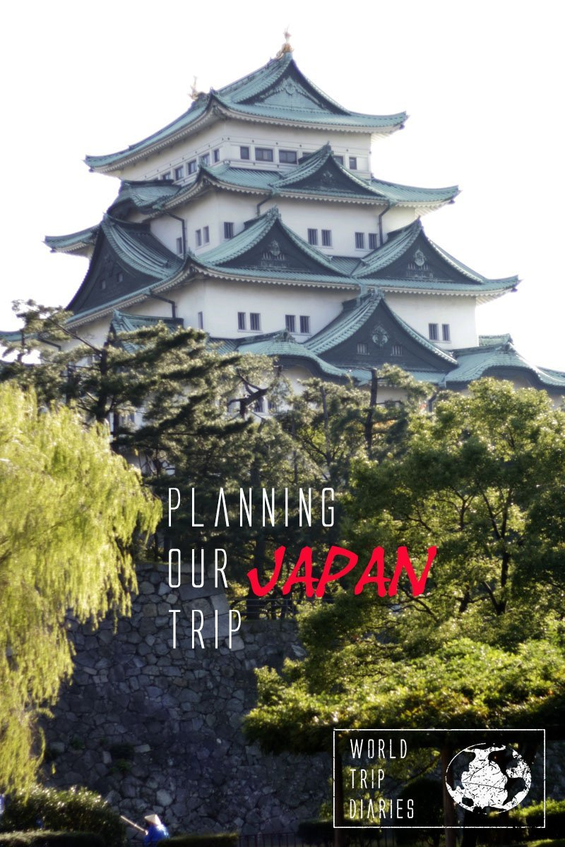 A trip to Japan requires a lot of research and budgeting. Here's our plan for our month-long trip with our kids!
