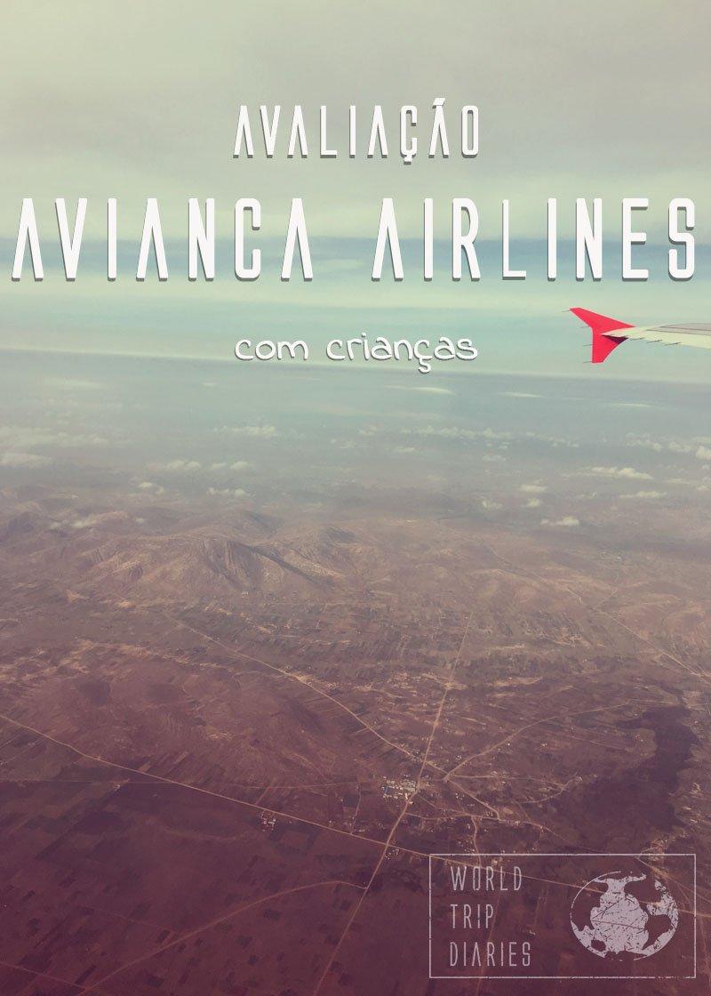 Viajar de avião com crianças é sempre uma emoção. Clique e veja como foi voar com os filhos de Avianca.