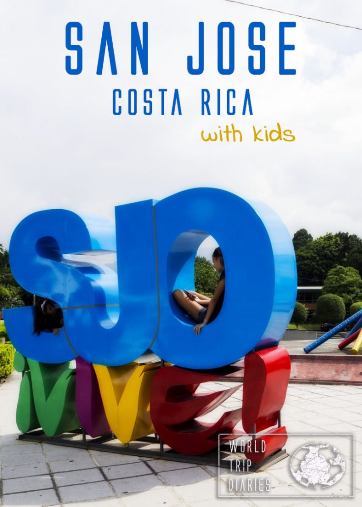 Even though it's out of the tourism circuit of Costa Rica, we enjoyed San Jose very much!