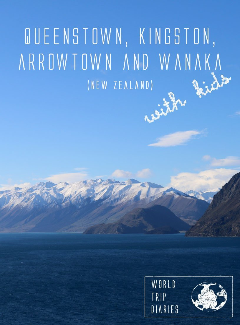We took the kids to the Southern Lakes region in NZ. We visited Queenstown, Kingston, Arrowtown and Wanaka. Click to read more!