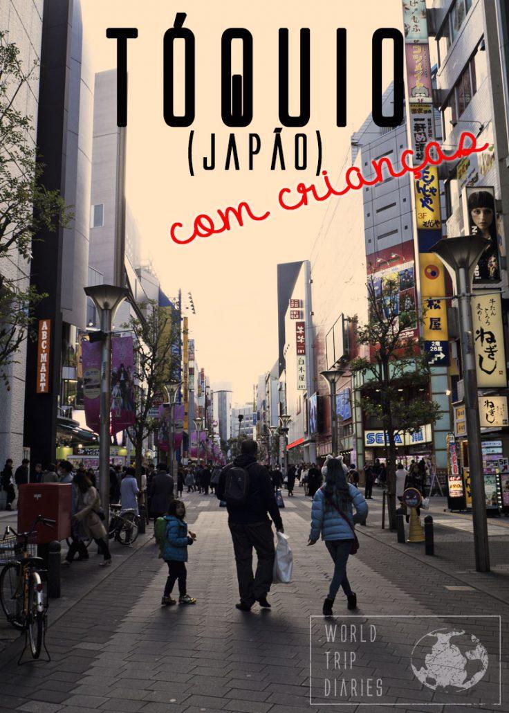 Tóquio é uma cidade incrível para famílias e aqui listamos tudo: o que fazer, aonde comer, aonde ficar! Um guia completo de Tóquio para famílias!