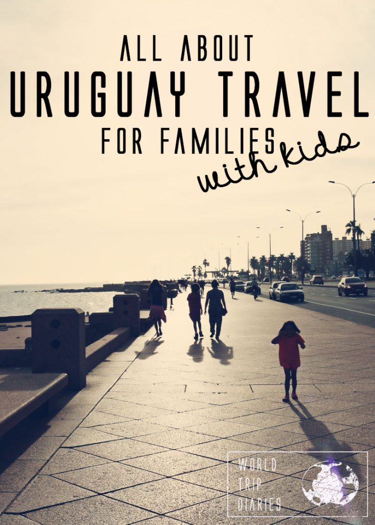 We love Uruguay. We just do. It's a stunning little country in South America, highly underrated. Click to know all about it for families!