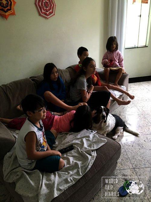brazil family