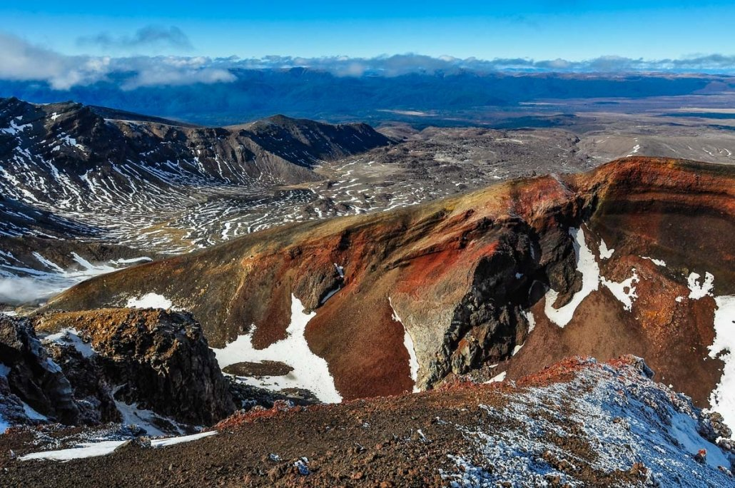 Tongariro Alpine Crossing is one of the most famous one-day hikes in the world. No wonder, it's one breathtaking hike!