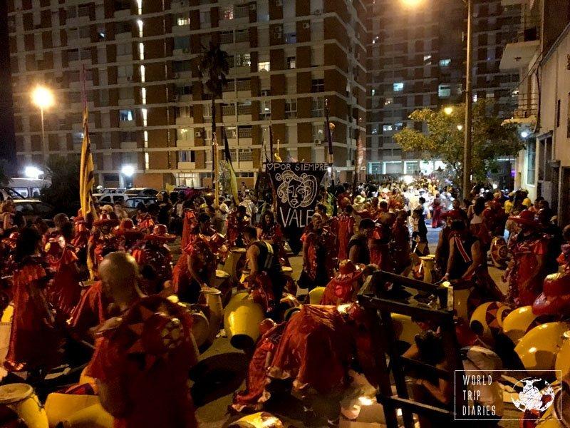 carnival montevideo uruguay