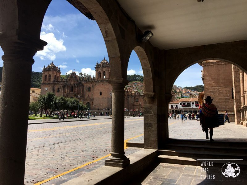 cusco cholita historic center