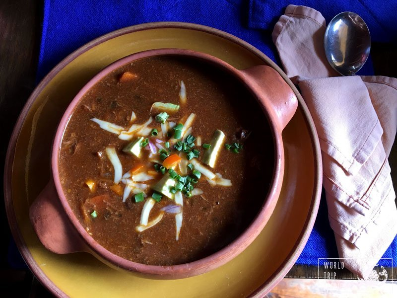 soup peru food