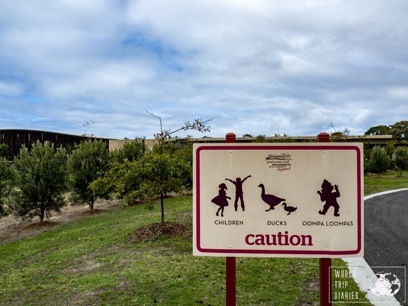 The best of the Great Ocean Road with kids includes this awesome chocolate factory in Anglesea, of course. One of the best road trip snacks is a chocolate (as long as you have air conditioning).