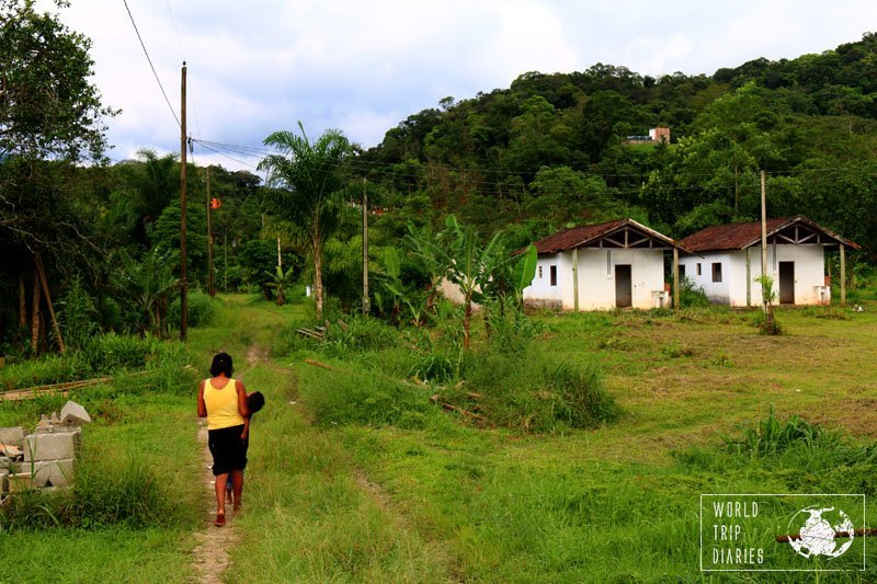 Brazil has very rich parts and very poor parts. Some places can be dangerous. Here's our guide to Brazil with family.