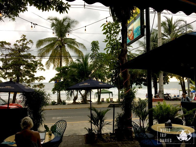 Eating in Manuel Antonio isn't cheap - but most places have great quality food!