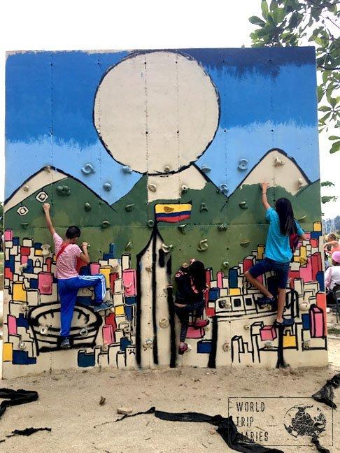 Ciudad del Rio, Medellin, Colombia