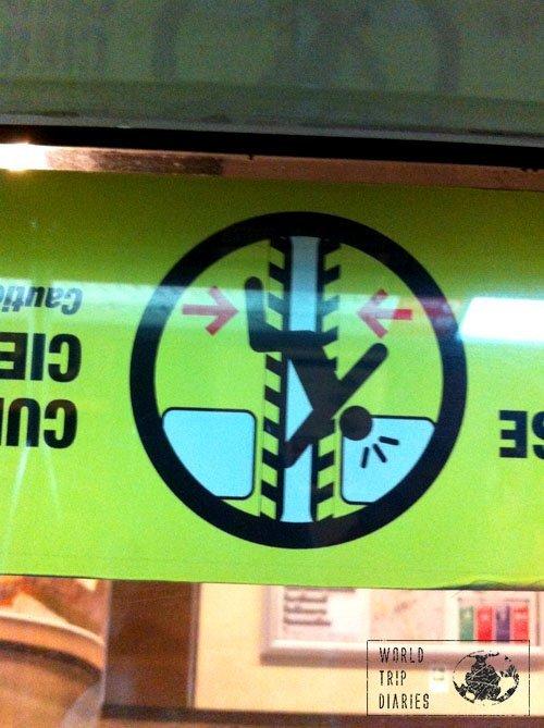chile subway metro south america