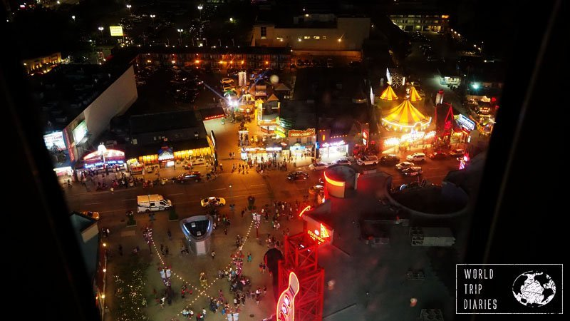 Clifton Hill, Niagara Falls, is so full of activities! Click to read more!