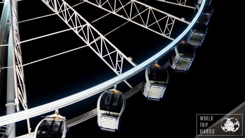 Sky Wheel is just a Ferris wheel, but with a view to the Niagara Falls. Interested? Click to read more!