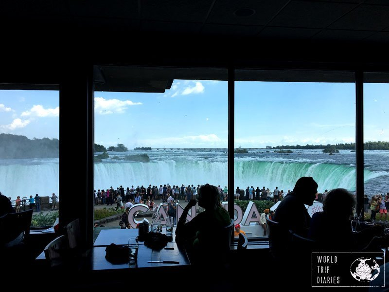 Lunch with a view: this time, to Niagara Falls. Click to read more!