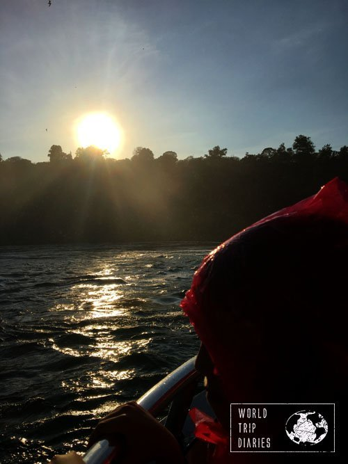 Hornblower, Niagara Falls cruise was our favorite activity: loved by all members of the family! Click to read more