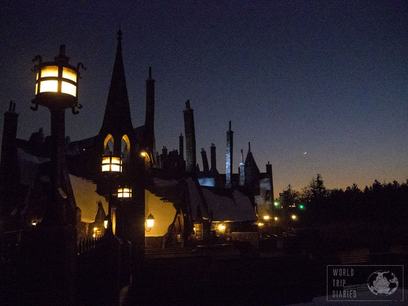 We visited the Wizarding World of Harry Potter, in Universal Studios Japan, during winter. Click for more!