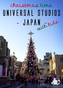 Universal Studios Japan during winter and with kids is still great! We visited it, click for more!