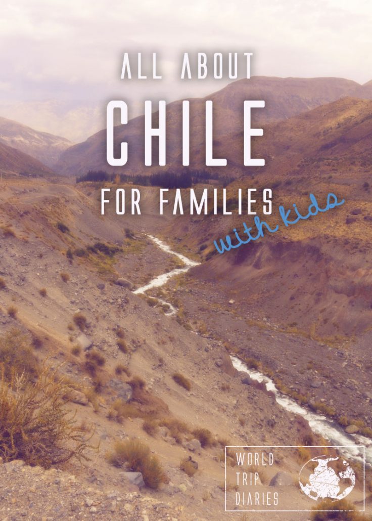 Chile is an incredibly diverse country, and it's very popular. If you plan on visiting it for your next family trip, start reading our guide here!