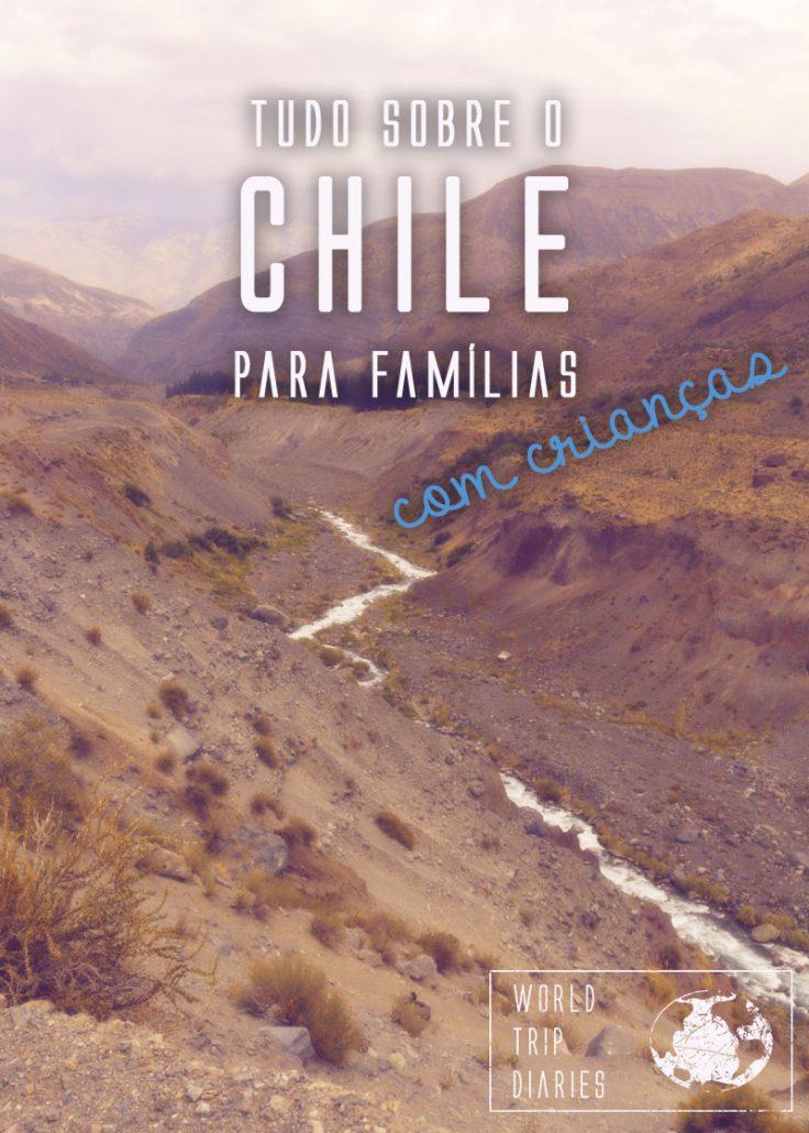 O Chile é pertinho do Brasil, não requer visto para brasileiros, e é um país extremamente diverso! Clique para saber mais!