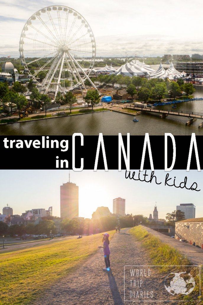Canada is a wonderful country - one of our favorites in the whole world! We had 2 months there. #travel #familytravel #canada