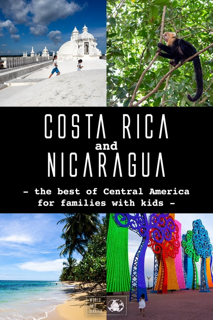 Central America is an awesome place for a sunny and warm holiday and Costa Rica and Nicaragua are just plain awesome! Find our more about traveling around Central America with kids!
