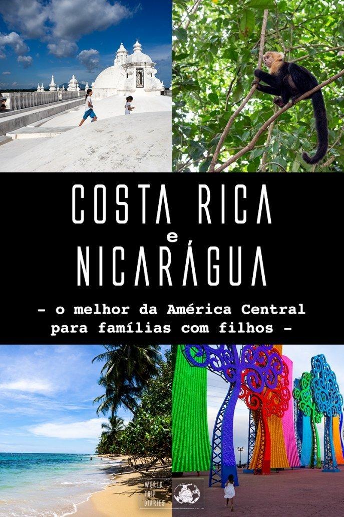 Procurando um lugar com clima tropical, praias maravilhosas, comida boa, cultura e mais para as suas férias? A América Central tem tudo isso e mais!