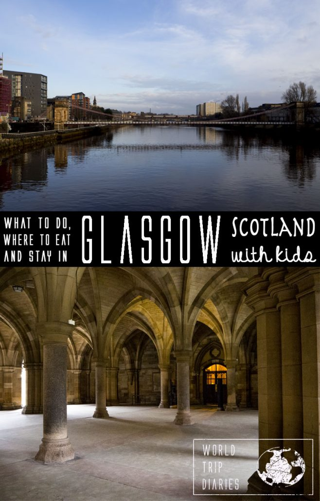 Glasgow, in Scotland, is a great place for fun, food, and entertainment! And it's also stunning! It's the perfect family holiday destination! Click for more!