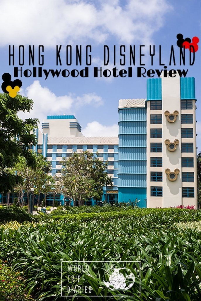 A honest review of Hong Kong Disneyland Hollywood Hotel, from a family of 6 - click to know more! #hongkong #disney #familytravel
